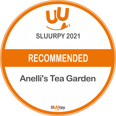 Anelli's Tea Garden - Sluurpy