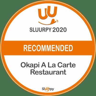 Okapi A La Carte Restaurant