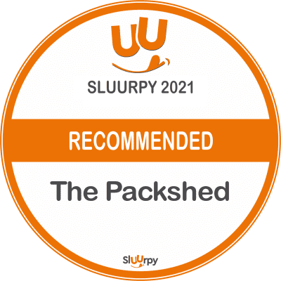 The Packshed - Sluurpy